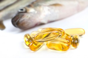 Top fat burning foods - Fish Oil Capsules