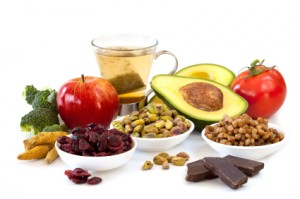 Fat Burning Diet - Antioxidants