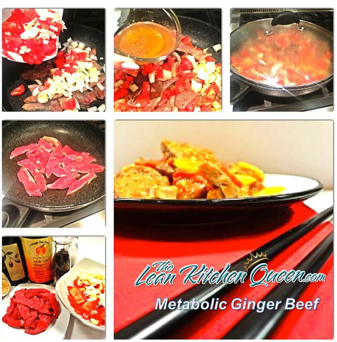 How to Make Ginger Beef Recipe
