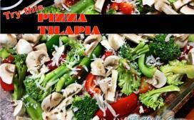 Pizza Tilapia