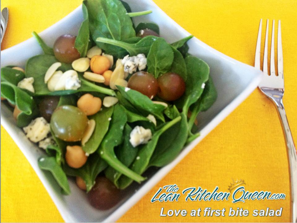 love at first bite salad