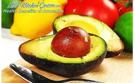 Health Benefit of Avocado