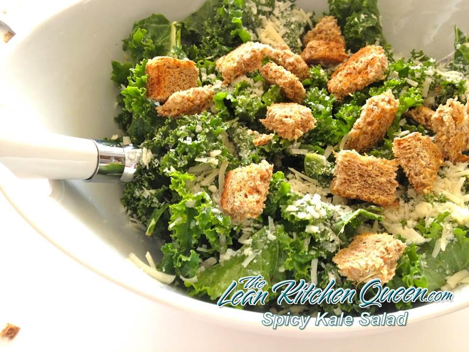 Spice Kale Salad 2