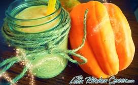 Creamy Pumpkin Smoothie Feature