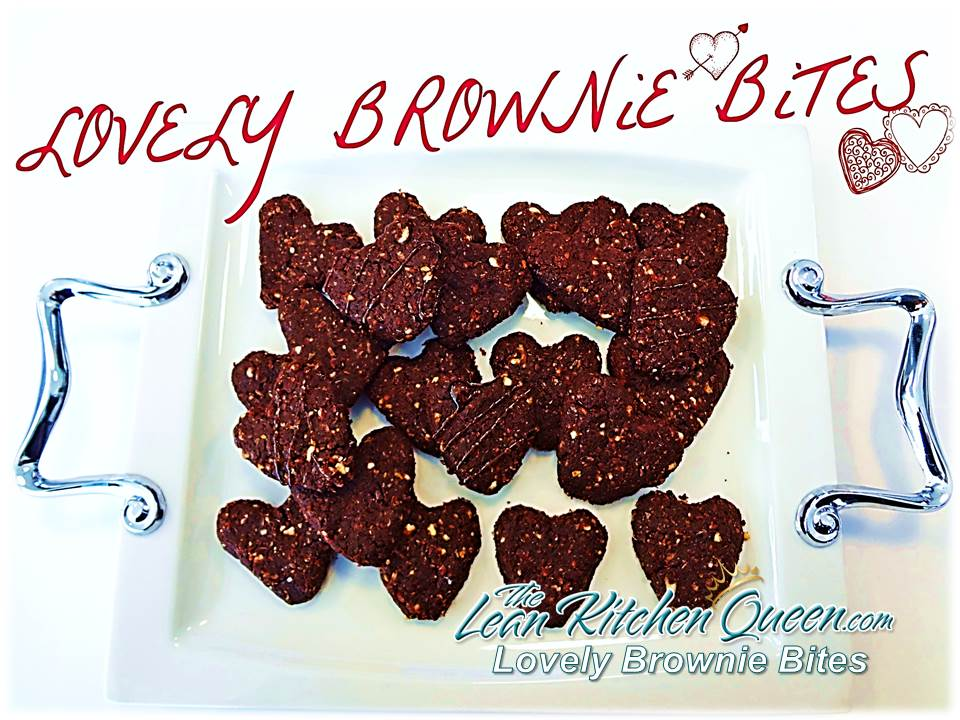 Lovely Brownie Bites Feature