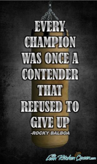 Every Champion Rocky Balboa Quote