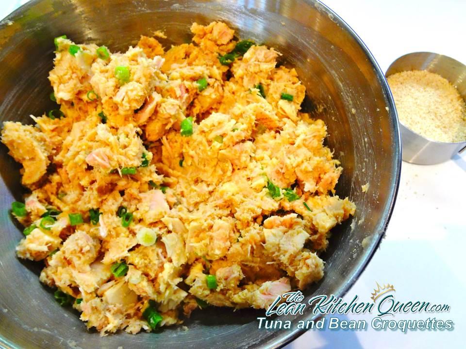 Tuna croquette 3