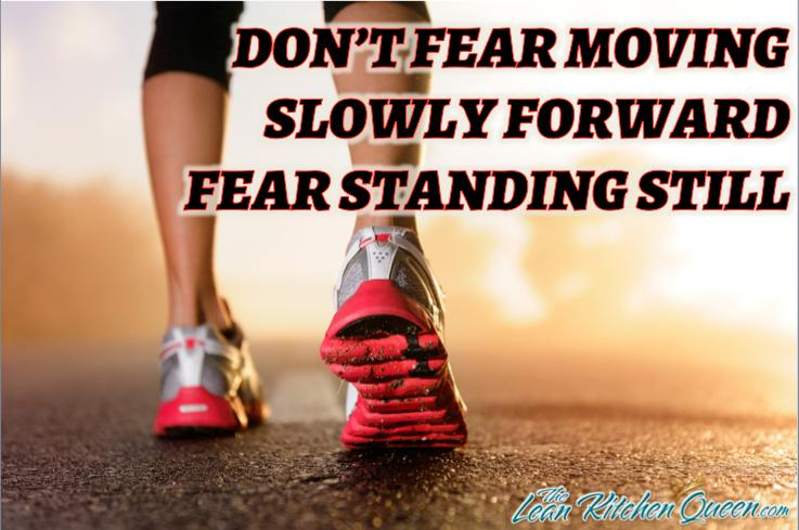 FEAR STANDING STILL