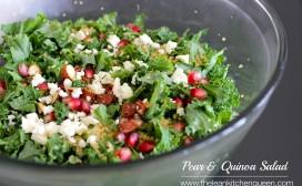 pear quinoa