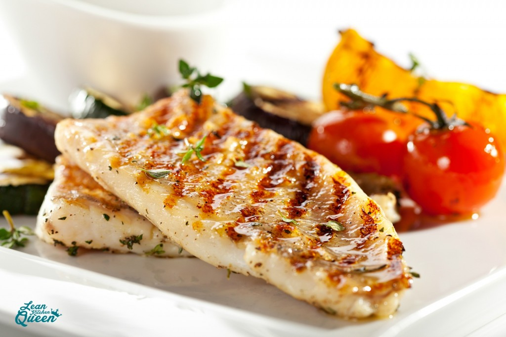 How to cook fish for Grilled white fish recipes
